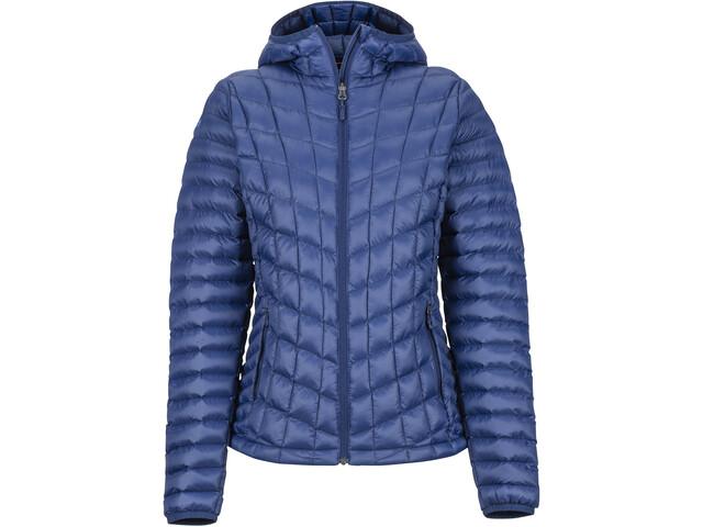 Marmot Featherless - Chaqueta Mujer - azul  7253ea28db61